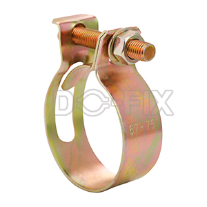 coupling hose clamp